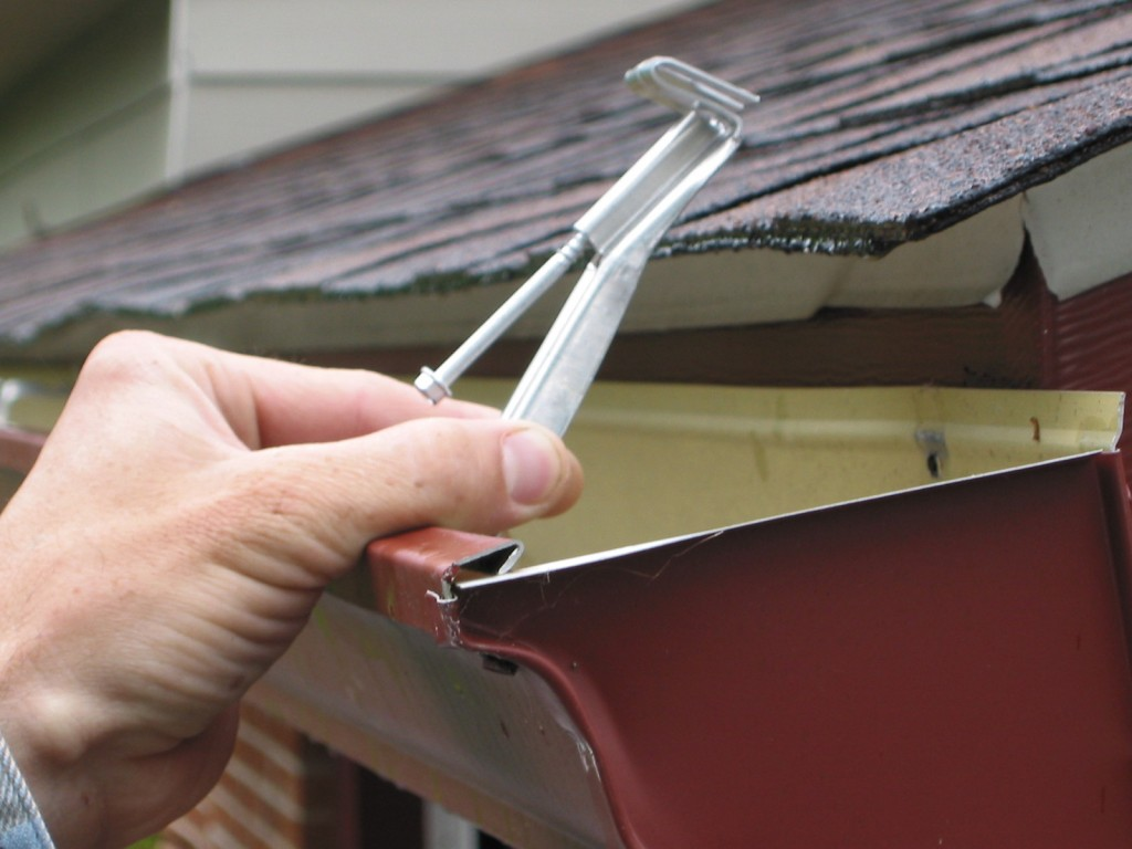Gutter Repair How To Repair Gutters